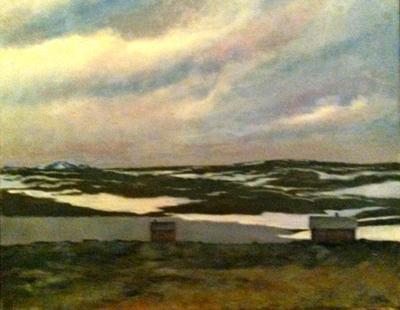 Ny utstilling av Mary Blikken Gravdahl