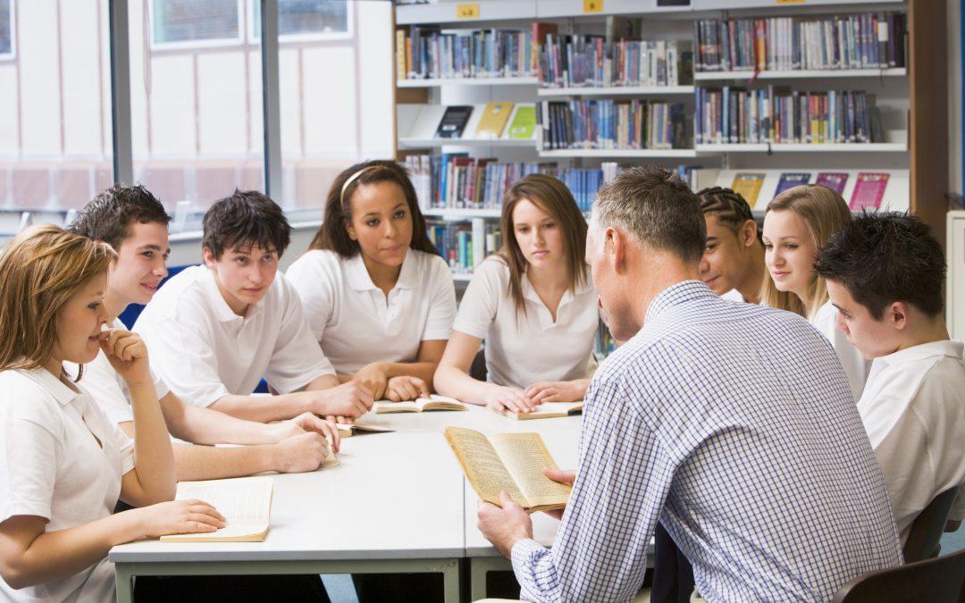 Bibliotekets tilbud til studenter