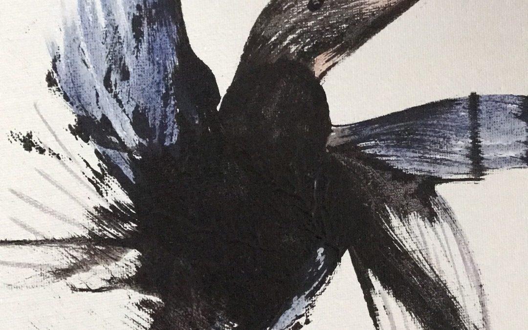 Maleriutstilling – «Gör det mörka ljust igen»
