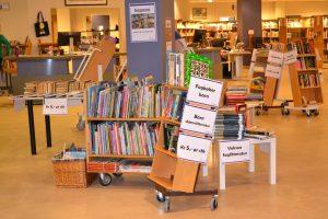 Bokloppemarked i høst @ Ringerike bibliotek