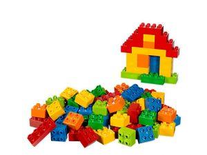 Lego- og duploverksted i vinterferien @ Ringerike bibliotek