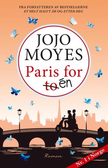 Åpen lesesirkel – Paris for én
