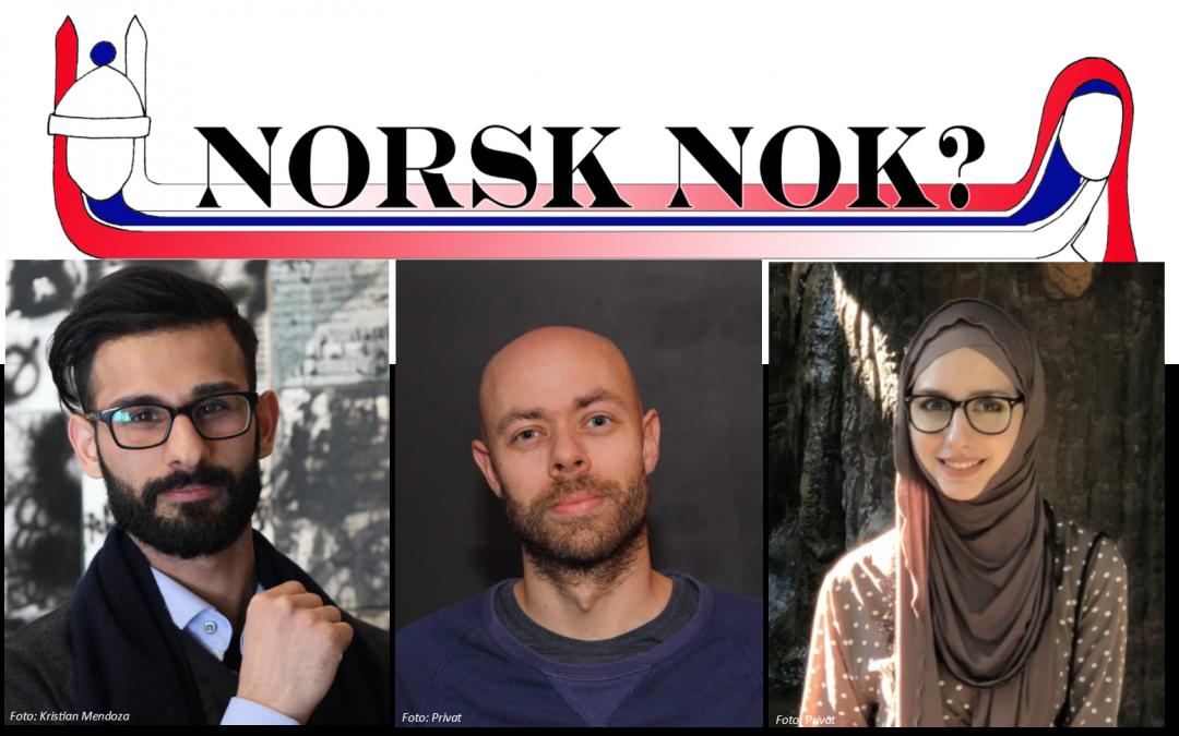 Unge muslimer – norske nok?