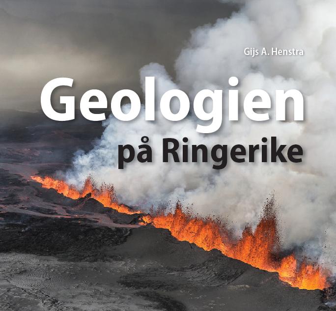 Foredrag om geologien på Ringerike