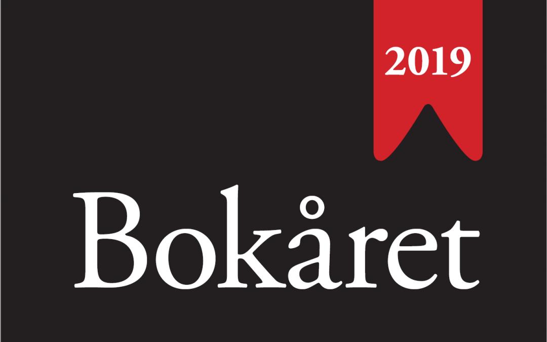Bokåret 2019 behørig markert av Ringerike bibliotek