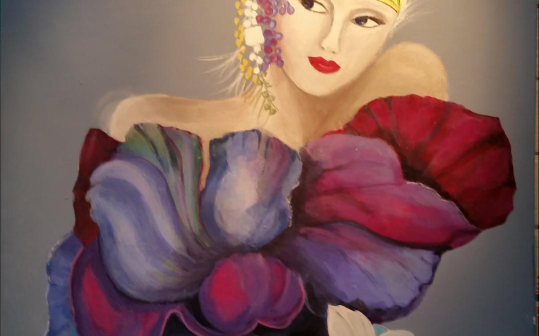 Utstilling ved Ellen Balstad