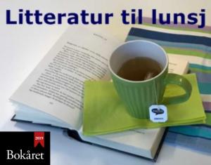 Litteratur til lunsj @ Ringerike bibliotek