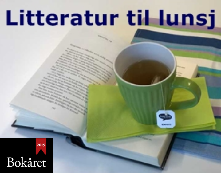 Litteratur til lunsj 24. april