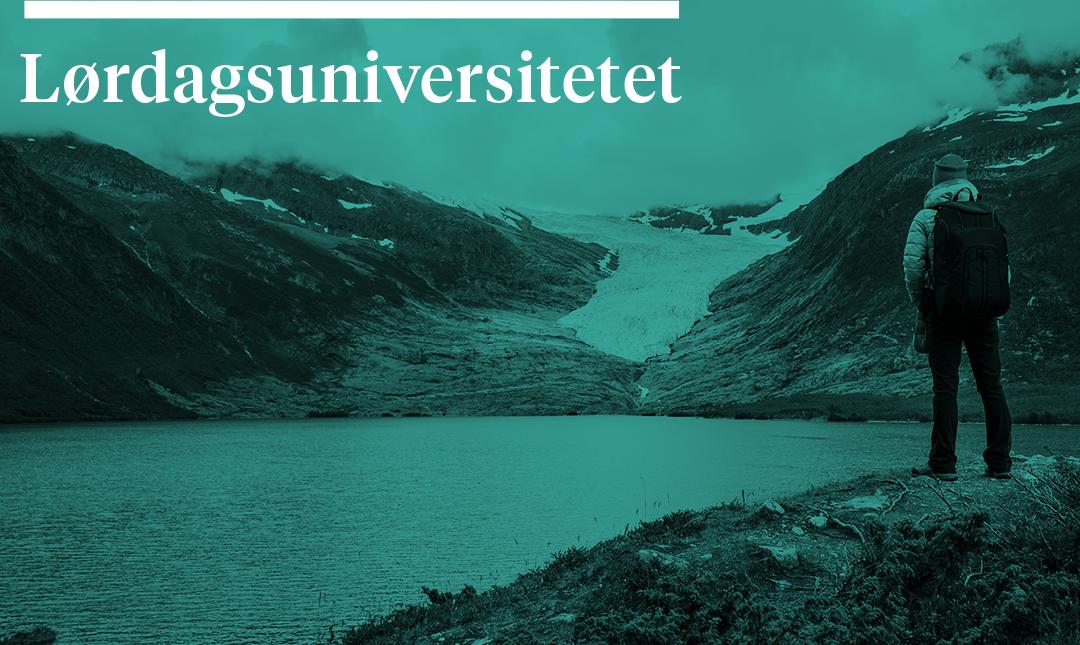 Lørdagsuniversitetet – Hvor ble det av vinteren? Om naturlig og menneskeskapt drivhuseffekt