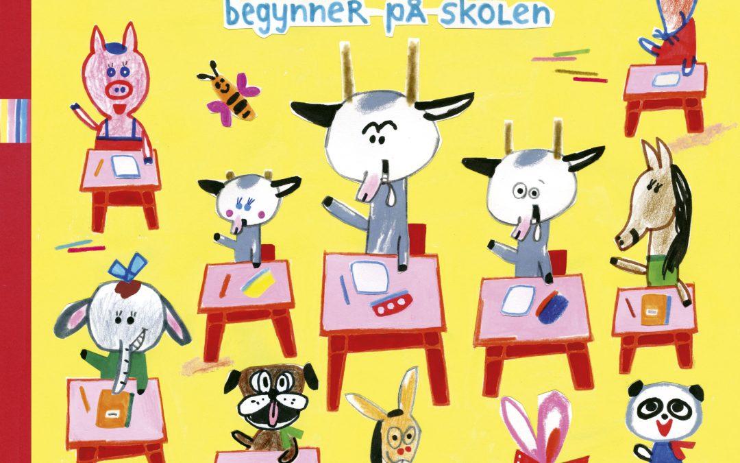 Pågår NÅ: Bukkene Bruse begynner på skolen – digital høytlesing