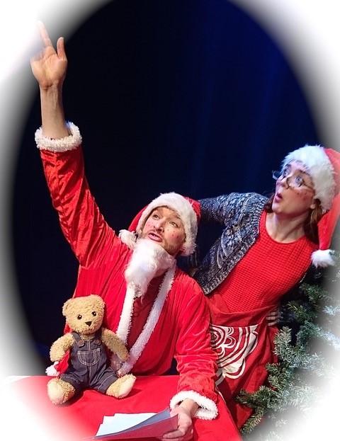 Juleforestilling – Det er jul, det er jul