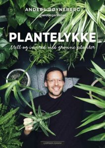 Forfatterkveld - PLANTELYKKE av Anders Røyneberg og Erik Schjerven @ Ringerike bibliotek