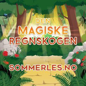 Sommerles 2021 - Den magiske regnskogen