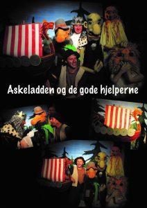 Dukketeater - Askeladden og de gode hjelperne @ Avdeling Sokna