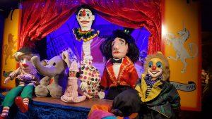 Dukketeaterforestilling - Sirkus Buster: Barnas eget Sirkus